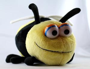 Unsere eigene Biene: Designed by Babyartikelvertrieb Ehrhardt